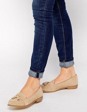 Flache elegante Schuhe, bequem