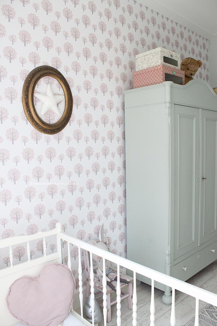 Meer dan 1000 ideeën over Babykamers op Pinterest - Wiegen ...