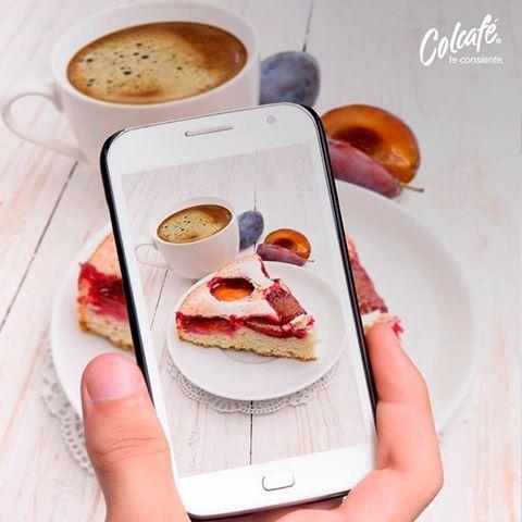 A esta hora nos provoca acompañar nuestro delicioso #Colcafé con algo dulce ¿Y a ti?