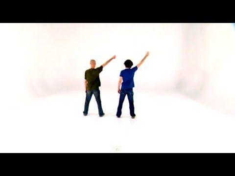 Umbilical Brothers: Breakdance - YouTube