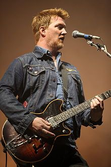 Josh Homme - Kyuss, Queens of the Stoneage, Eagles of Death Metal, Desert Sessions
