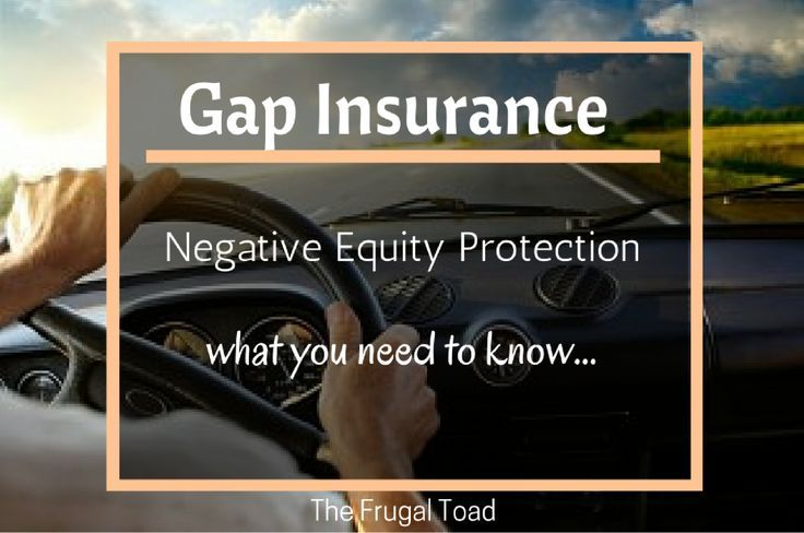 Gap Insurance What Is It And Do I Need It With Images