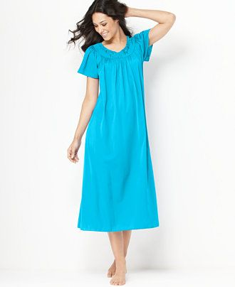 Nightgown by Miss Elaine