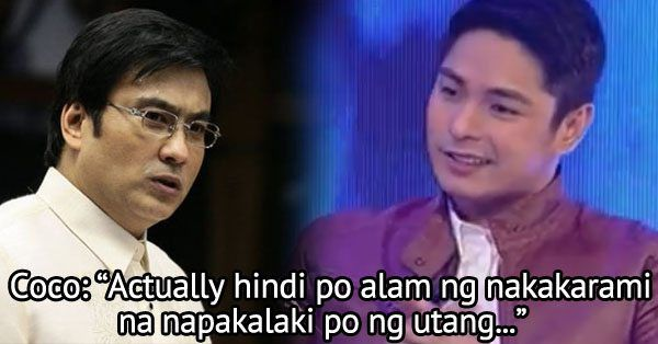 Coco Martin reminisces how the Revilla family has helped him with his career