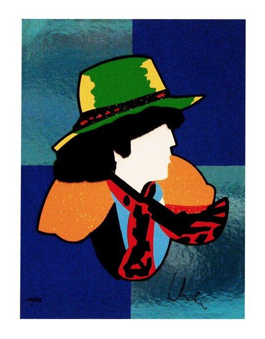Marco Lodola, The Rockstars - Bob Dylan