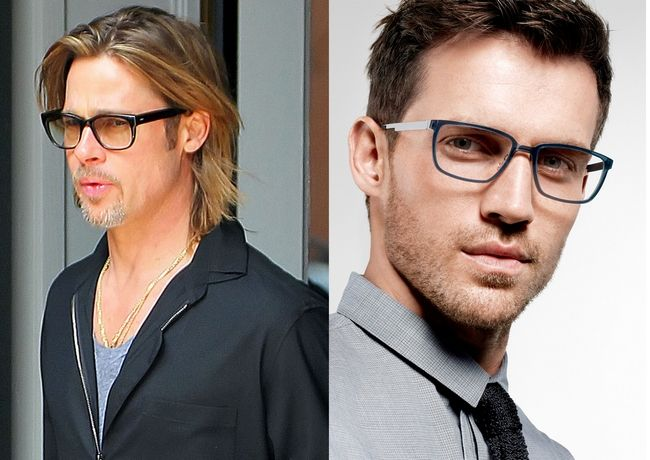 39ecb9a8742aa Óculos de Grau para Homens de Estilo