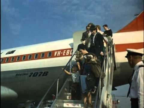 Look at Life - Immigration to Australia 1950s 1960s - YouTube
