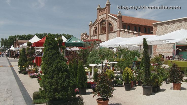 Matadero, Madrid - Spain 4K Travel Channel