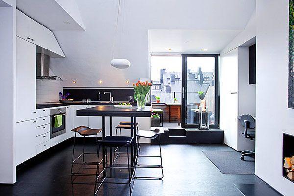 departamento pequeño comedor