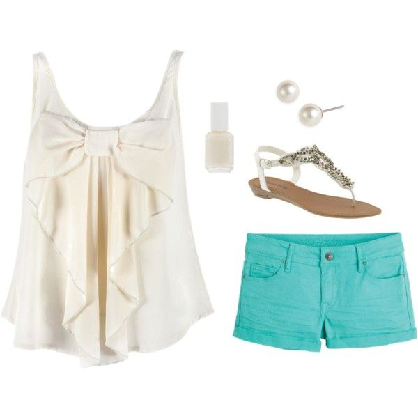 Great summer outfit!