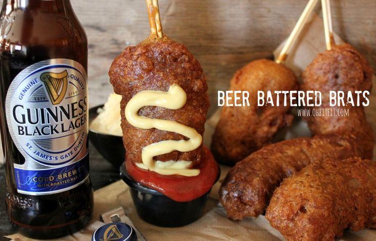 ~Beer Battered Brats!