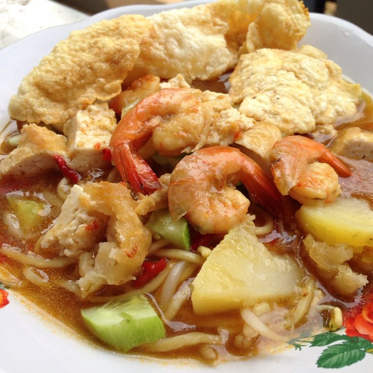 Homemade Mie Belitung