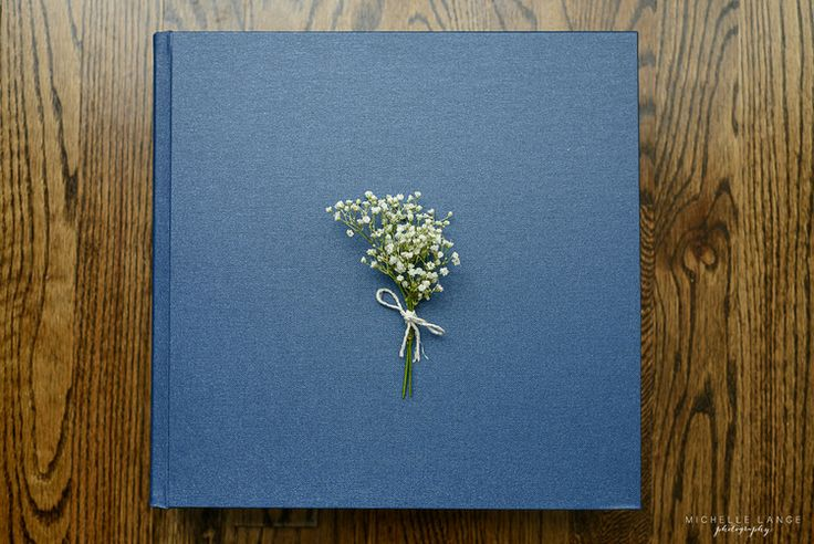 Queensberry Wedding Album | by Michelle Lange Photography #weddingalbum
