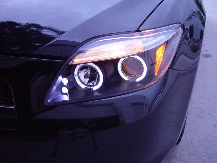 Aftermarket Scion TC Headlights