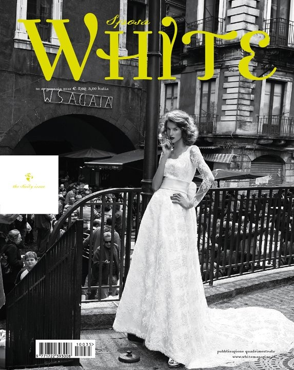 White Sposa 35 - the Sicily issue - cover 3