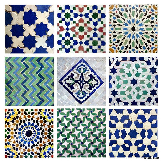 morrocan tiles   Moroccan tiles   Flickr - Photo Sharing!