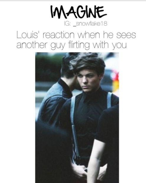 Louis tomlinson dating imagines