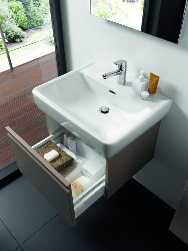 Bathroom storage. Laufen Pro. www.laufen.com