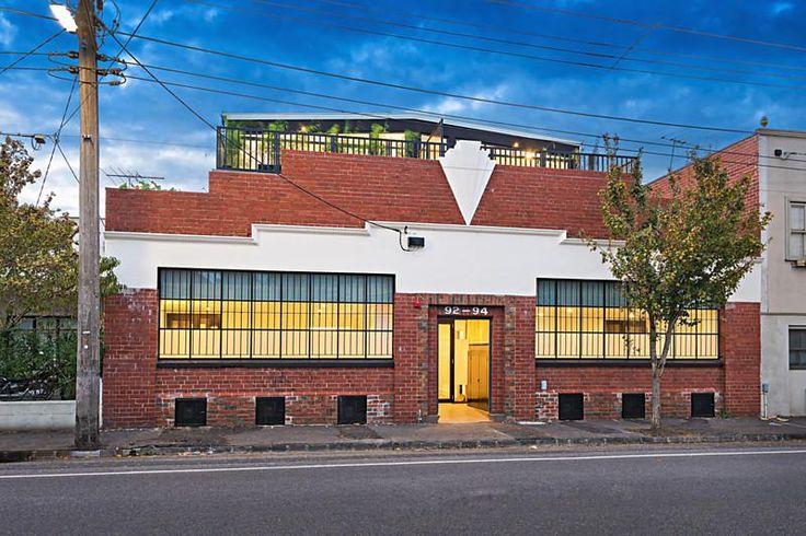 Blue Denim Apartments, Collingwood 2014