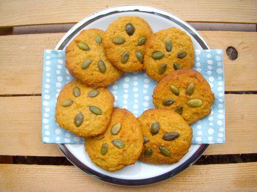Sweet potato & oatmeal soft cookies (in Italian & English) #vegan