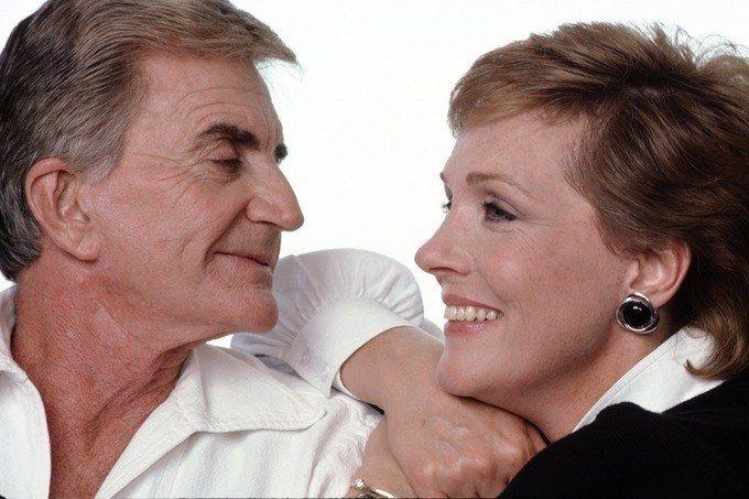 Julie Andrews And Blake Edwards 90 39 S 90 39 S Julie Andrews