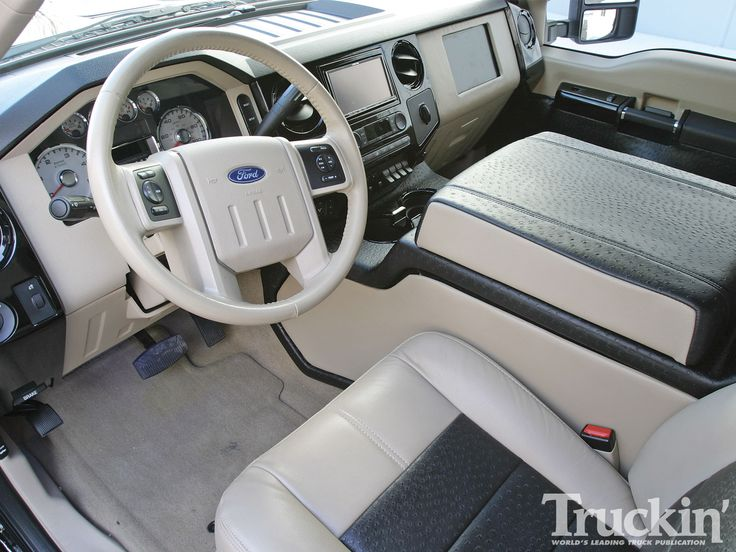 2008 Ford F250 Interior Accessories 1985 Ford F250 Interior 4 Wheels Pinterest