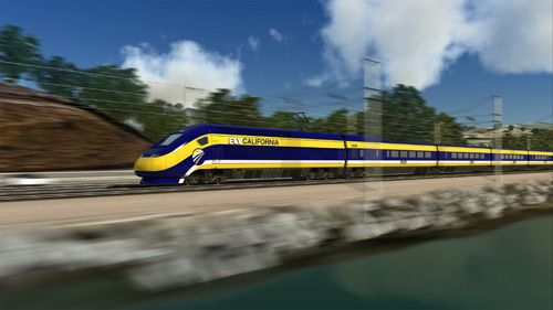 California's high speed rail project