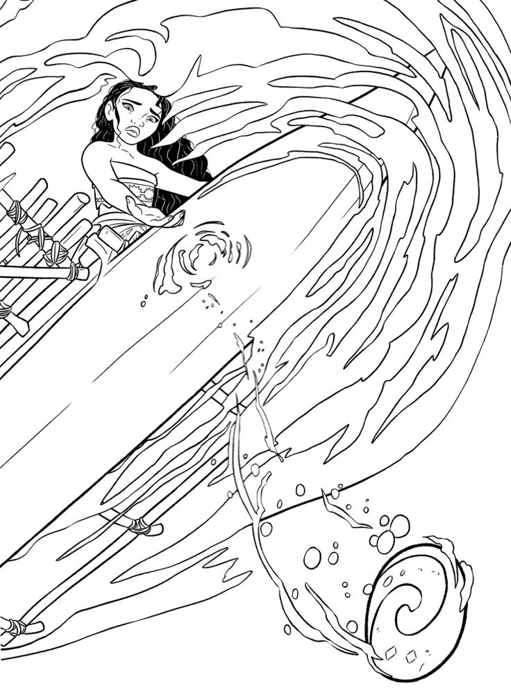 moana coloring pages - 541 best images about disney coloring pages on pinterest