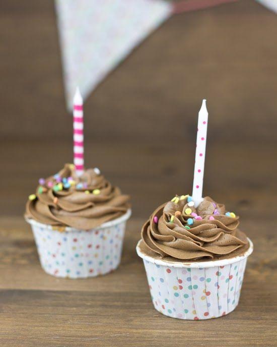 Objetivo: Cupcake Perfecto. Cupcakes de Snickers.