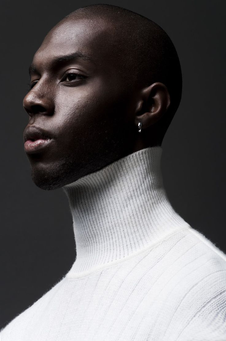 black mens fashion - Celebrating the achievements of male models