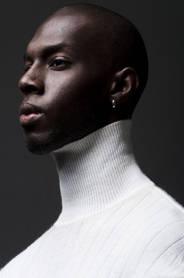 black mens fashion - Celebrating the achievements of male models