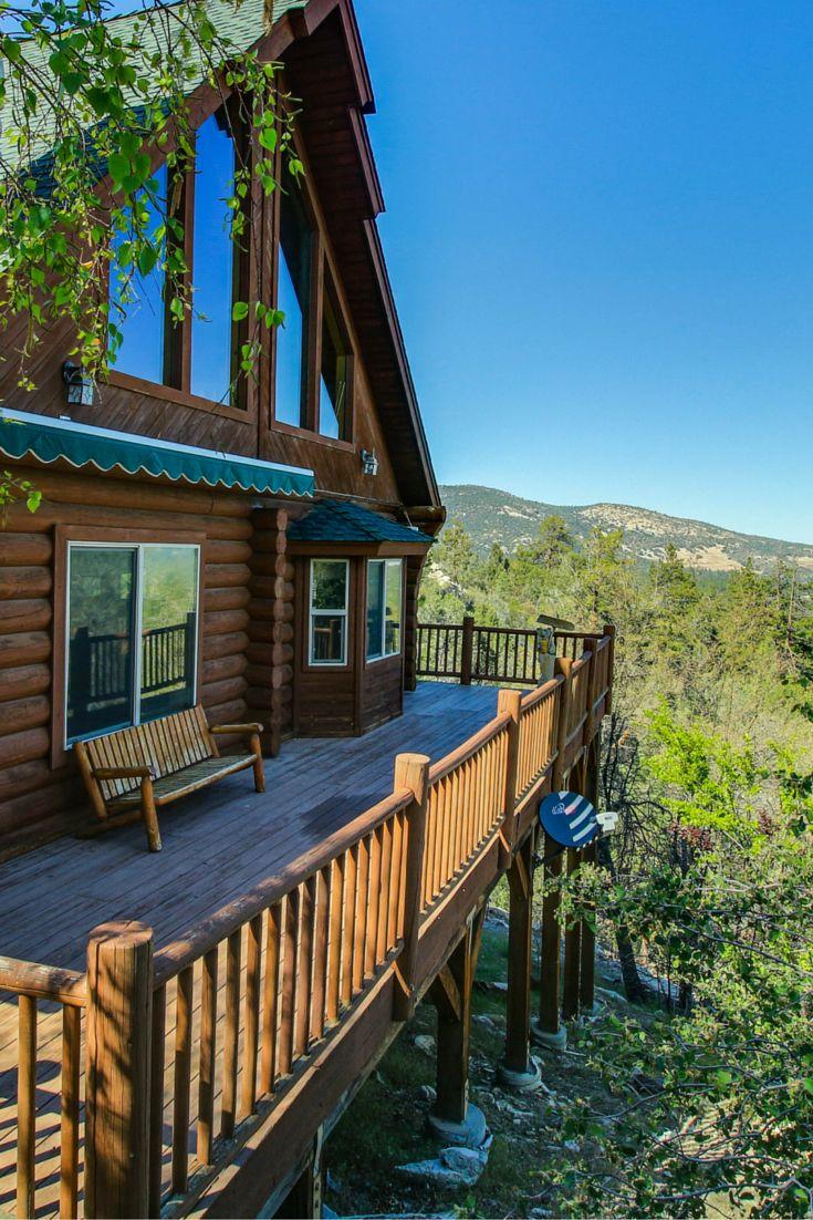 25 best ideas about big bear lake on pinterest big bear for Log cabins in big bear