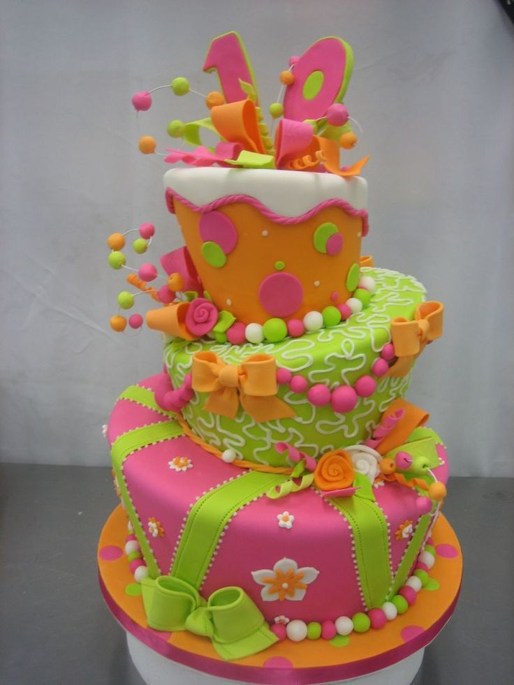 kids+cakes+ideas | Easy Cake Decorating Ideas – Cake Decoration Tips and Techniques