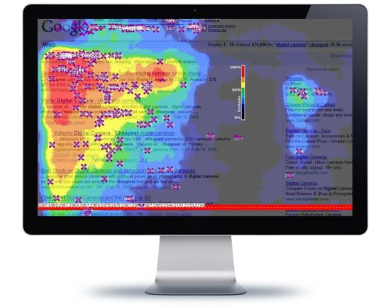 Website Heat Map Tools Are Used To Know The Usability Of Different Elements On Your Site
