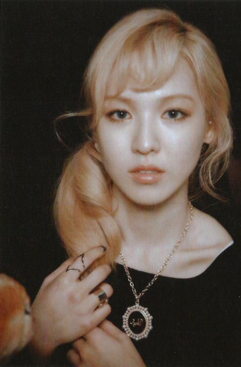 Red Velvet 'Automatic' - Wendy