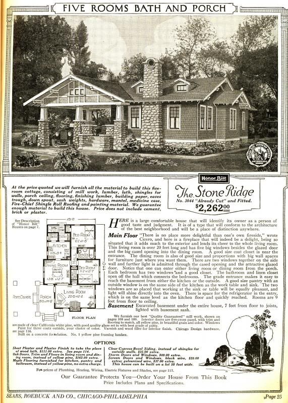 264 best ^^^Floor Plans/Sears /Mail Order Houses images on ...