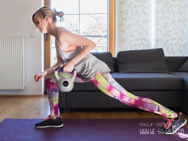 Kettlebell Training stärkt die Arme, bringt den Kreislauf in Schwung und hilft beim Aufbauen von Muskeln. Die 9 besten Kugelhantel Übungen für Anfänger