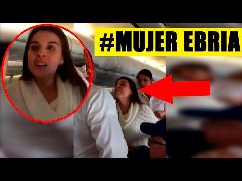 OFICIAL Mujer Ebria en pleno Vuelo de AVIANCA - Camila Ardila Moreno - N...