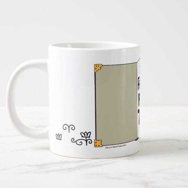 Fractured Fairy Tales Fairy Struggle Giant Coffee Mug Zazzle Com Fractured Fairy Tales Mugs Coffee Mugs