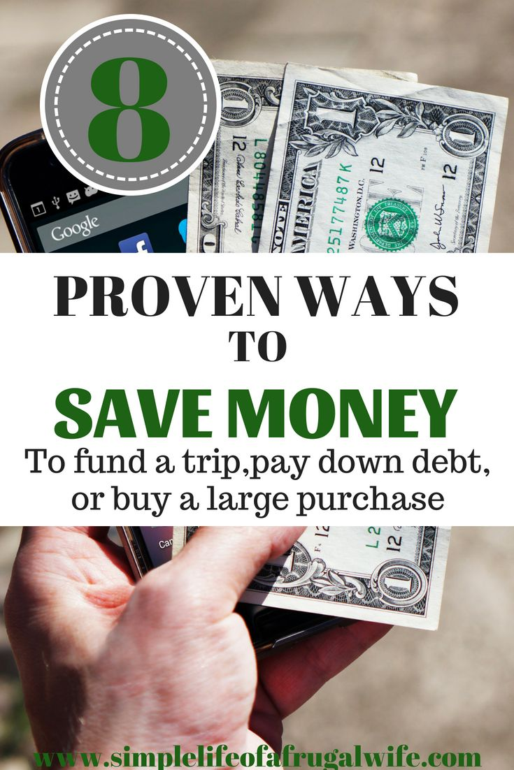 Do you need to save money? Would you like to go on a trip, aggressively pay down debt, or save money to buy a large purchase?  Then click on this pin to read on about how you can start saving money today.