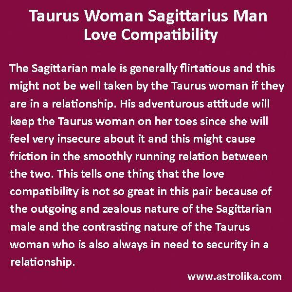 most compatible with sagittarius male
