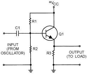 Buffer Amplifier.