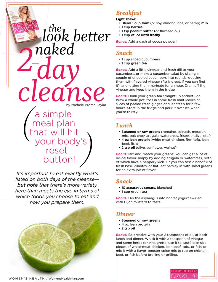 Are you planning on going to the beach anytime soon?  Or just feeling like showing off those amazing curves of yours? But, over the weekend  maybe you overindulged and now you are feeling bloated and icky? Don't worry, here is the perfect two day cleanse day that will make you feel and look amazing with …
