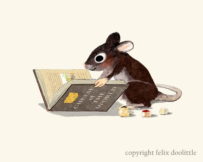 Rata de biblioteca...                                                       …