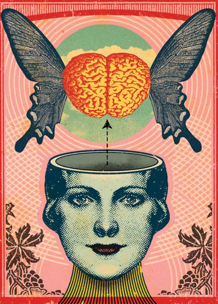 Christian.Northeast #illustration #vintage #mind #digitalart