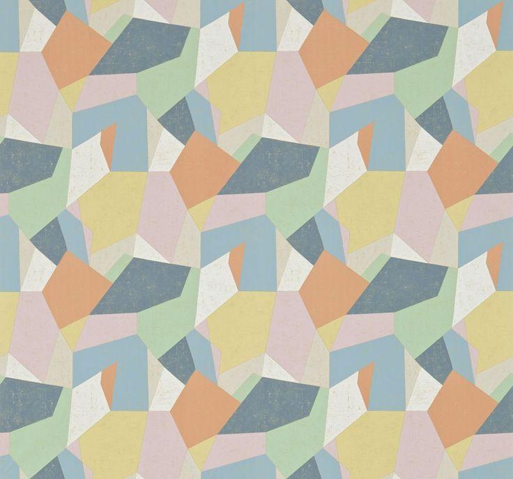 Prism  Multi wallpaper by Zoffany