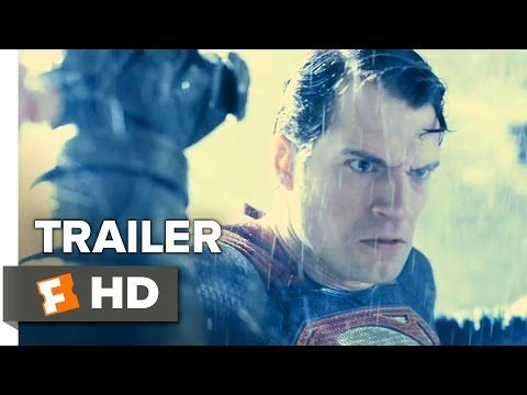 Batman v Superman Dawn of Justice Official Final Trailer (2016) - Ben Affleck Superhero Movie HD - YouTube