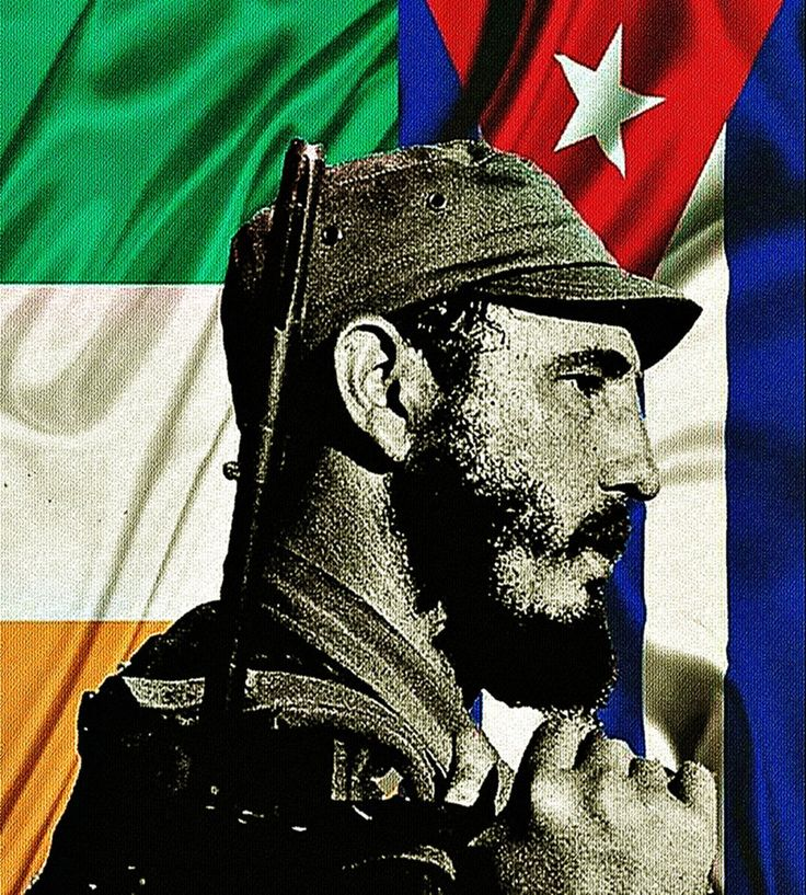 """When Bobby Sands died on hunger strike,   Fidel Castro castigated Thatcher   and proclaimed in the People's Assembly...  • Patria o Muerte •    ★ """"Let tyrants tremble at the courage of these young men!"""" ★    The Irish People Will Never Forget You Comandante    An Irish hunger strikers memorial was erected   quickly in Havana for our martyrs of 1981'  the memorial was up in Revolutionary square.     It brought tears to my eyes after   seeing it for the first time..."""