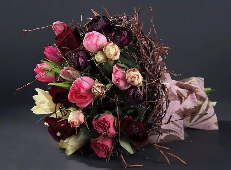 Цветы для мужского букета фото, цветов санкт-петербурге