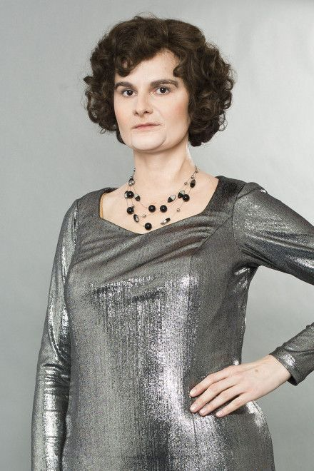 Iva Pazderková coby Susan Boyle...mj
